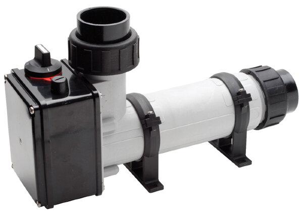 Водонагреватель Pahlen 3 кВт (пластик), тэн титан, д/п, термостат,реле перегрева,муфты d50