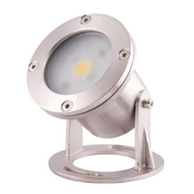 Светодиодный светильник для фонтана LED AquaViva (1led 7W 12V) RGB