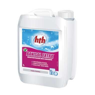 Очиститель минеральных налетов BANISOL EXTRA 5 л, HTH