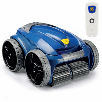 Робот пылесос Zodiac RV5600 VortexPRO4WD,блок упр, пульт д/у, тележка, кабель 25 м,до 250 м2