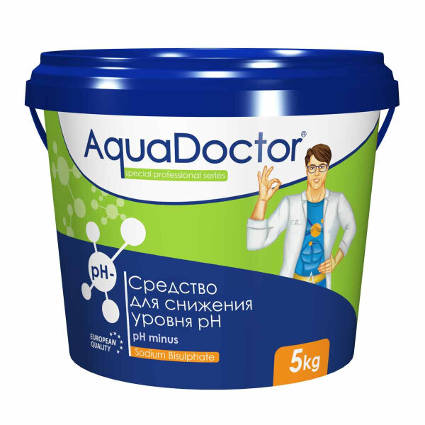 ph минус 5 кг, Aquadoctor