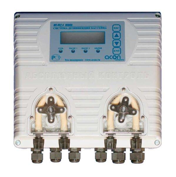 Станция дозации Dozbox 2 Pro 2,2 л/ч, 230В, Acon