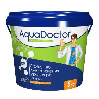 ph минус 25 кг, Aquadoctor