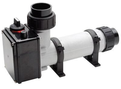 Водонагреватель Pahlen 12 кВт (пластик), тэн титан, д/п, термостат,реле перегрева,муфты d50