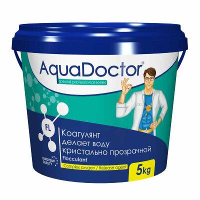 Коагулянт в гранулах 1 кг, Aquadoctor