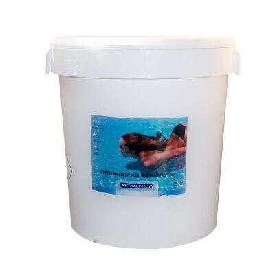 Гипохлорит кальция 25 кг