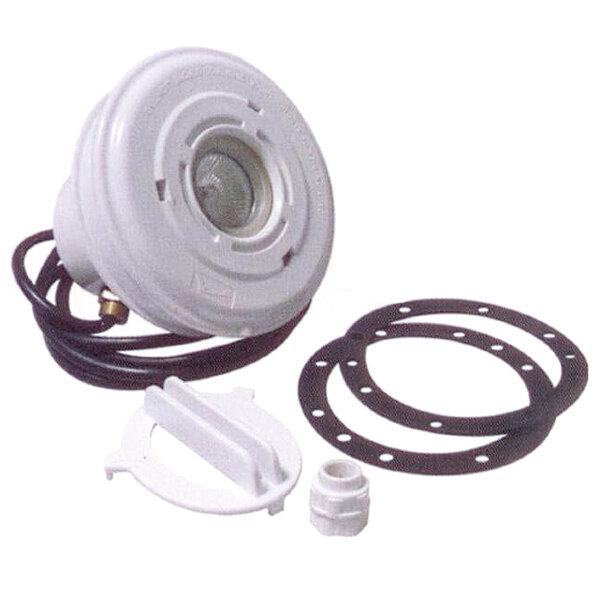 Подводный светильник PA17886, 50Вт, ABS, пленка , с закладной, кабель 2,5м.
