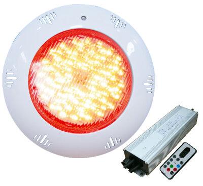 Подводный светильник TLQP-LED15, LED RGB, ABS,15Вт