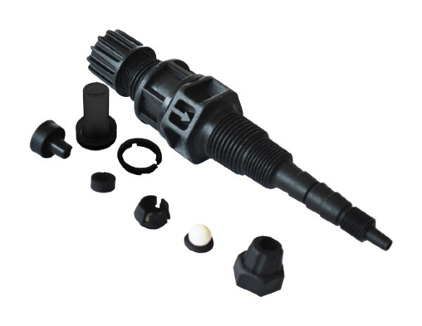 Клапан впрыска реагента PVDF-Керамика TFE/P для насосов до 80 л/ч