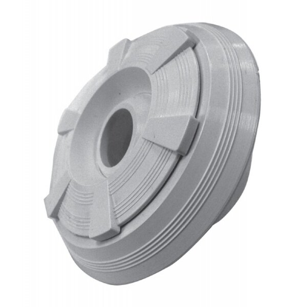 Форсунка стеновая, бетон, подкл. в трубу 50 мм, Fiberpool