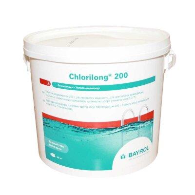 Хлорилонг 200 5 кг, Bayrol