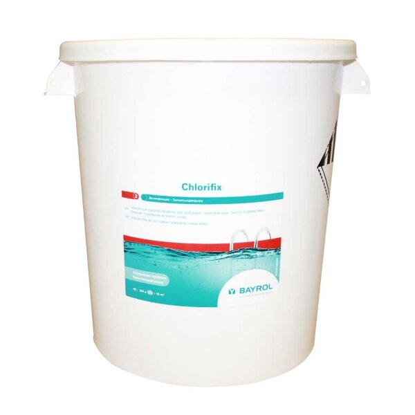 Хлорификс (Chlorifix) 25 кг, Bayrol