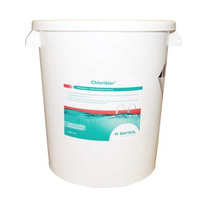 Хлориклар (Chloriclar) 25 кг, быстрорастворимые таблетки по 20 гр.