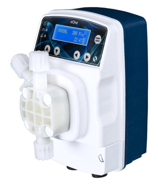 Мембранный дозир. насос Etatron eONE MF 15 л/ч, 5 бар, 100/250V PVDF TFE/P