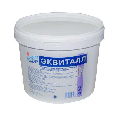 Эквиталл (таблетки в картридже) 25 кг