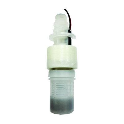 Комплект клапанов забора/подачи для насосов до 20 л/ч (2 шт.), PVDF-Дютрал