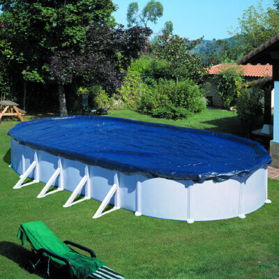 Зимнее покрывало для овальных бассейнов 10.3х5.6 м, GRE