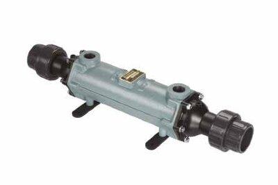 Теплообменник BOWMAN 100кВт, трубки  купроникель