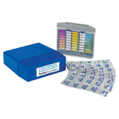 Тестер HTH Baquacil активный кислород/PHMB/pH