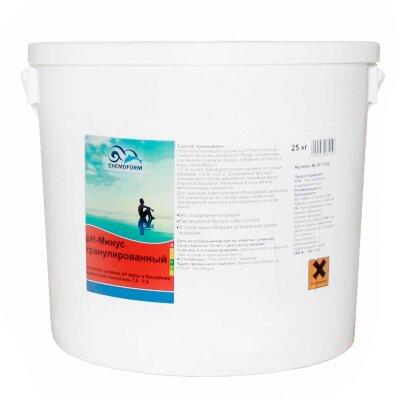 pH минус 25 кг, Chemoform
