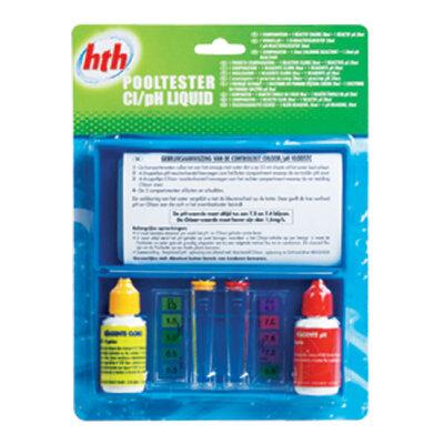 Тестер pH Cl, HTH