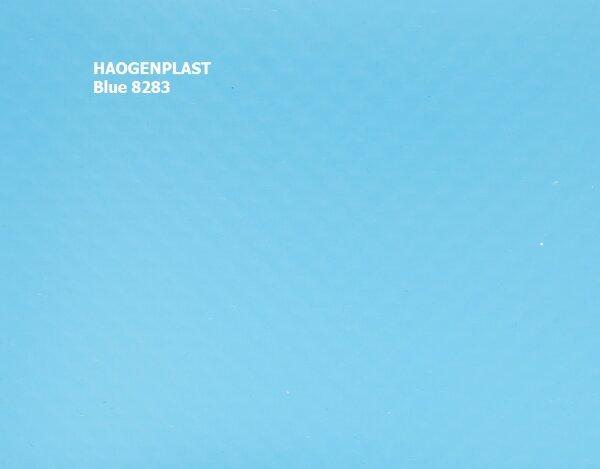 "Пленка ПВХ 1,65х25 м ""Haogenplast Unicolors"" Blue, синий /8283"