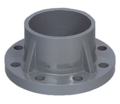 Фланцевое соединение ПВХ 1,0 МПа d.63мм, US015063
